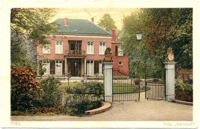 Villa Fruithof