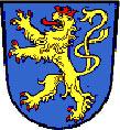 Wapen van hertog Reinald II van Gelre